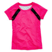 Xersion™ Short-Sleeve Trainer Top – Girls 7-16 and Plus