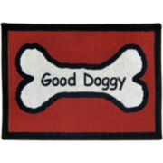 PB Paws by Park B. Smith® Good Doggy Tapestry Pet Mat