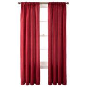 Royal Velvet® Encore Rod-Pocket/Back Tab Curtain Panel