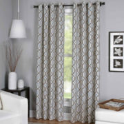 Creston Grommet-Top Curtain Panel