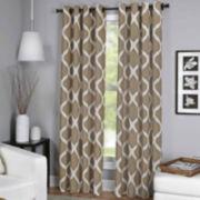 Luna Grommet-Top Curtain Panel