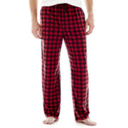 Stafford® Microfleece Sleep Pants