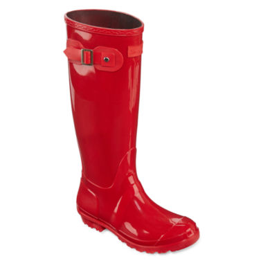 jcpenney.com | Seven 7 Womens Waterproof Slip Resistant Rain Boots