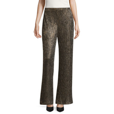 jcpenney.com | Scarlett Solid Palazzo Pants