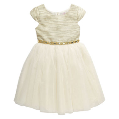 jcpenney.com | Young Land Sleeveless Party Dress - Preschool
