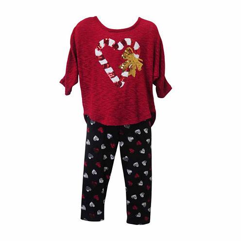 Lilt Legging Set-Preschool Girls