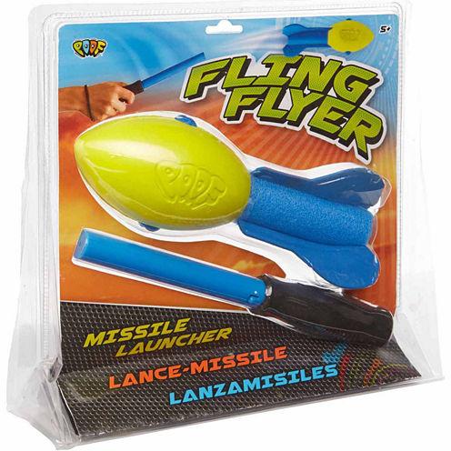 Poof Fling Flyer 3-pc. Combo Game Set