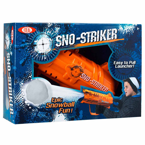 Ideal Sno-Striker Combo Game Set