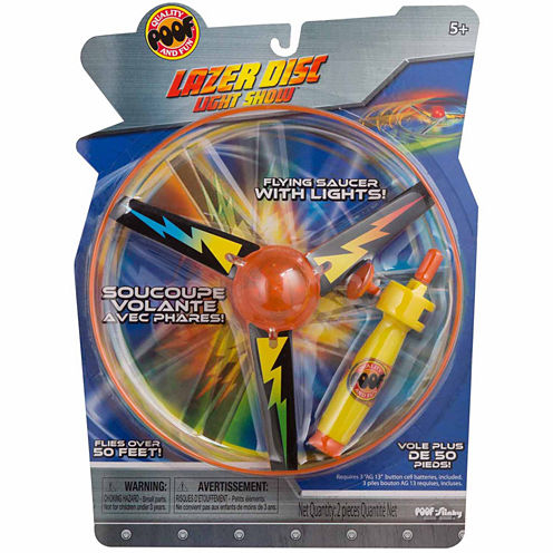 Poof Lazer Disc 2-pc. Combo Game Set