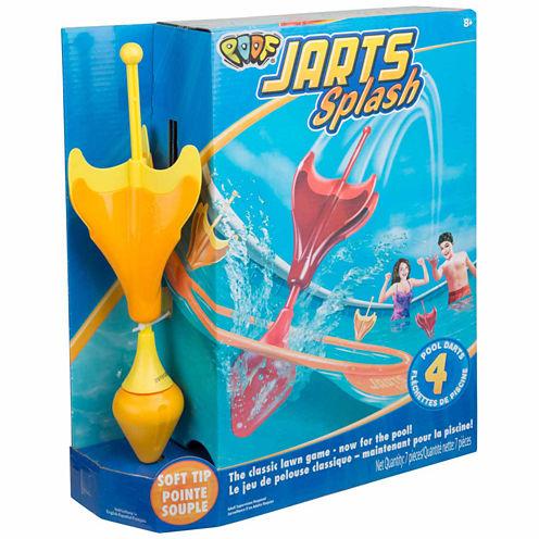 Poof Jarts Splash 6-pc. Target Toss Set