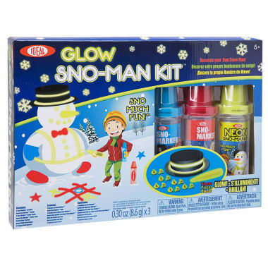 jcpenney.com | Ideal Glow Sno-Man 17-pc. Combo Game Set