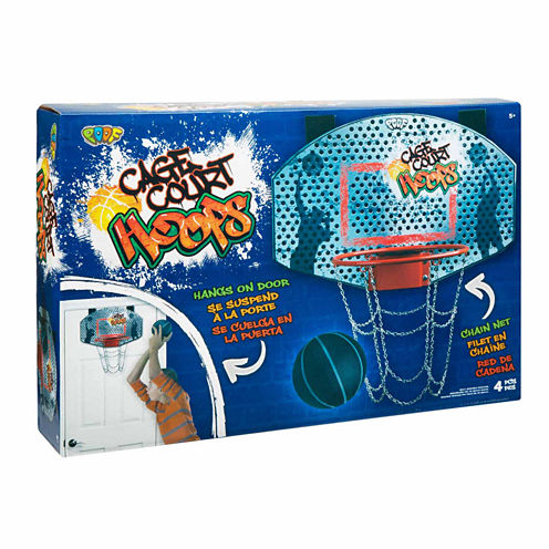 Poof Cage Court 3-pc. Combo Game Set