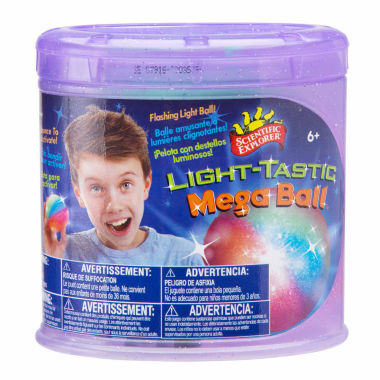jcpenney.com | Scientific Explorer Light Tastic Megaball 6-pc. Discovery Toy