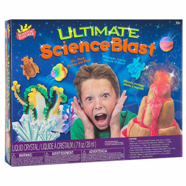 jcpenney.com | Scientific Explorer Ultimate Science Blast 24-pc. Discovery Toy