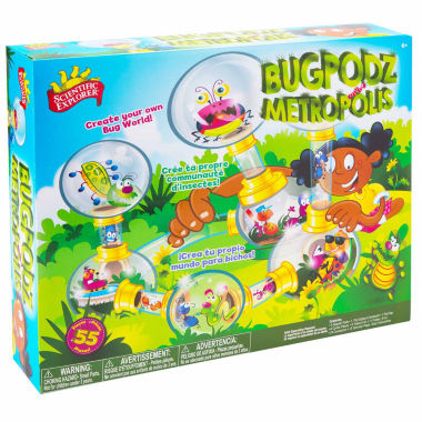 jcpenney.com | Scientific Explorer Bugpodz Metropolis Discovery Toy
