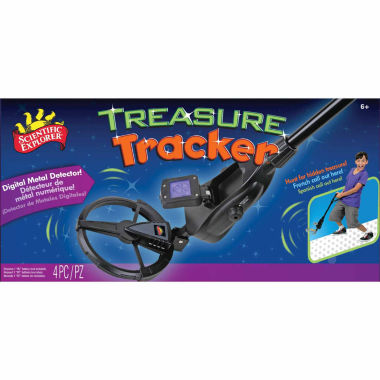 jcpenney.com | Scientific Explorer Treasure Tracker 4-pc. Discovery Toy
