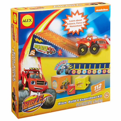Alex Toys Blaze Build And Experiment Kit Discovery Toy