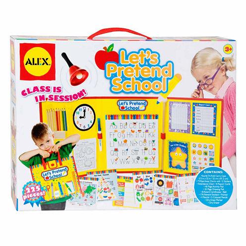Alex Toys Lets Pretend School Play Kitchen