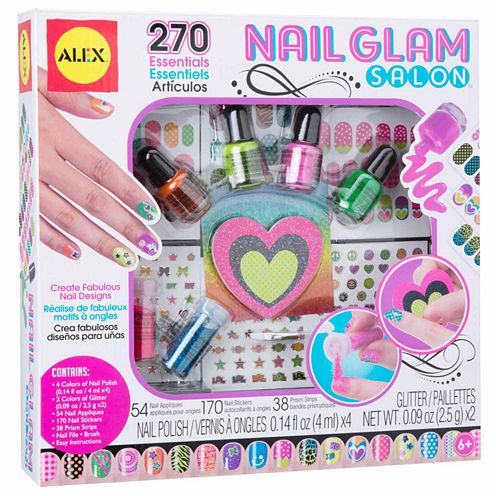 Alex Toys Spa Nail Glam Salon Beauty Toy