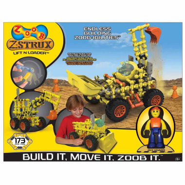 jcpenney.com | Zoob Z-Strux Lift'N Loader Interactive Toy