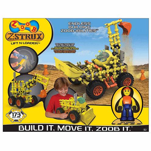 Zoob Z-Strux Lift'N Loader Interactive Toy