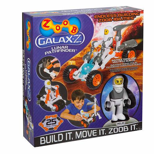 Zoob Galax-Z Lunar Pathfinder Interactive Toy