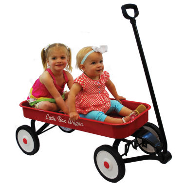 "jcpenney.com | Grand Forward Little Box 34"" Metal Wagon"""