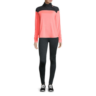 jcpenney.com | Xersion™  Long Sleeve Mock Neck T-Shirt or Jersey Workout Pants