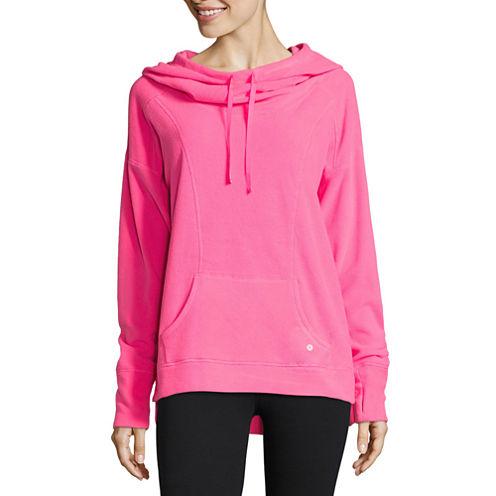 Xersion Long Sleeve Sweatshirt-Talls