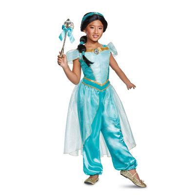 Aladdin Jasmine Deluxe Toddler Costume Jcpenney