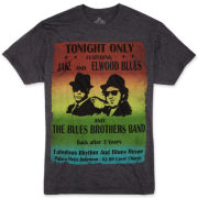 Blues Brothers Tonight Only Poster Graphic Tee