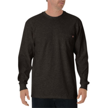 jcpenney.com | Dickies® Heavyweight Long-Sleeve Pocket Tee