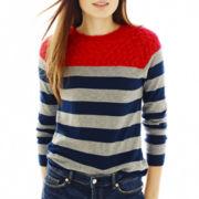Joe Fresh™ Striped Sweater