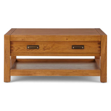 jcpenney.com | Montana Single-Drawer Rectangular Coffee Table