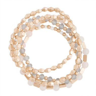 jcpenney.com | a.n.a Womens Multi Color Stretch Bracelet