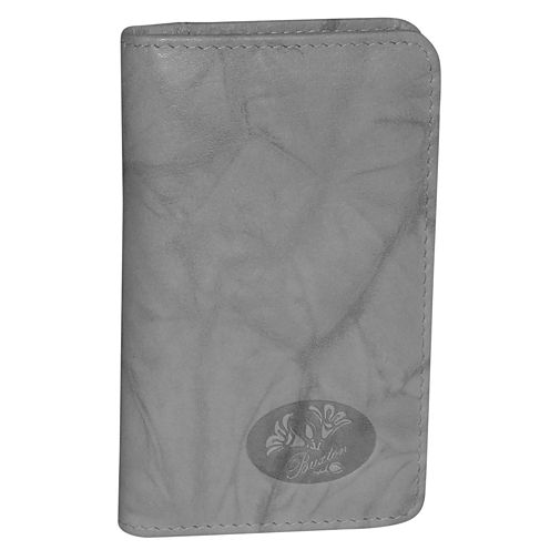 Buxton Snap Card Credit Card Holder