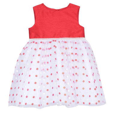 jcpenney.com | Marmellata Sleeveless Babydoll Dress - Baby