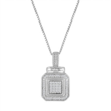 jcpenney.com | 1/10 CT. T.W. White Diamond Pendant Necklace