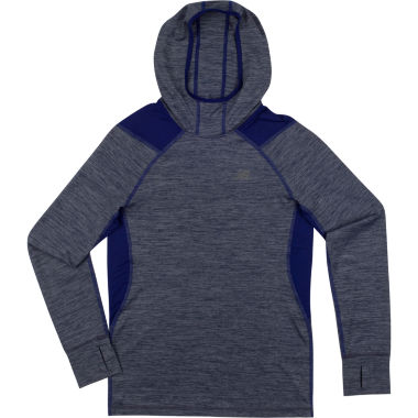 jcpenney.com | New Balance Boys Long Sleeve Hooded Performance T-Shirt-Big Kid