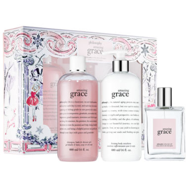 jcpenney.com | philosophy Amazing Grace Jumbo Gift Set