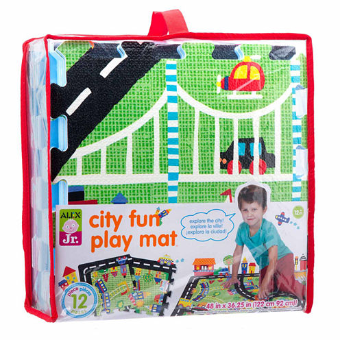 Alex Toys Alex Jr City Fun 12-pc. Discovery Toy