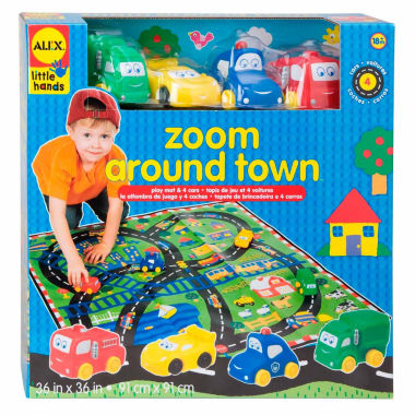 jcpenney.com | Alex Toys Little Hands Zoom Around Town 5-pc. Discovery Toy