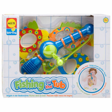 jcpenney.com | Alex Toys Rub A Dub Fishing In The Tub 4-pc. Toy Playset
