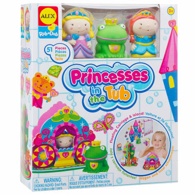 jcpenney.com | Alex Toys Rub A Dub Princesses In The Tub Toy Playset
