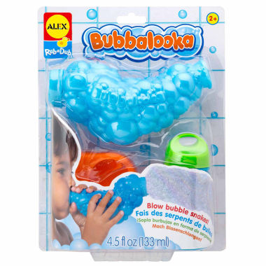 jcpenney.com | Alex Toys Rub A Dub Bubbalooka Bubble Snake Blower 3-pc. Toy Playset