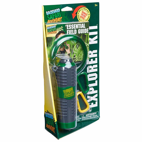Backyard Safari Explorer Kit 5-pc. Dress Up Accessory