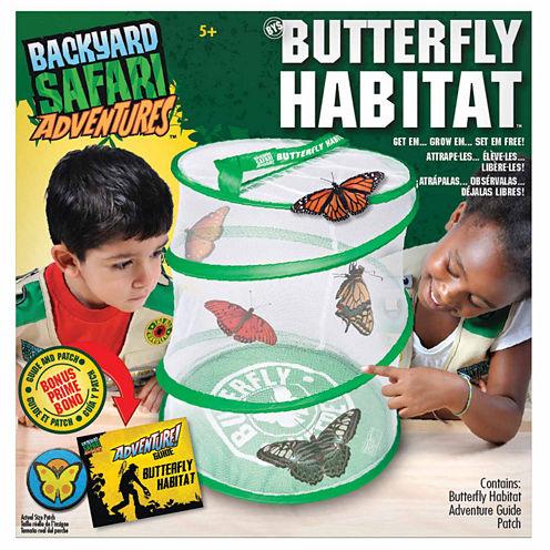 Backyard Safari Butterfly Habitat 3-pc. Dress Up Accessory