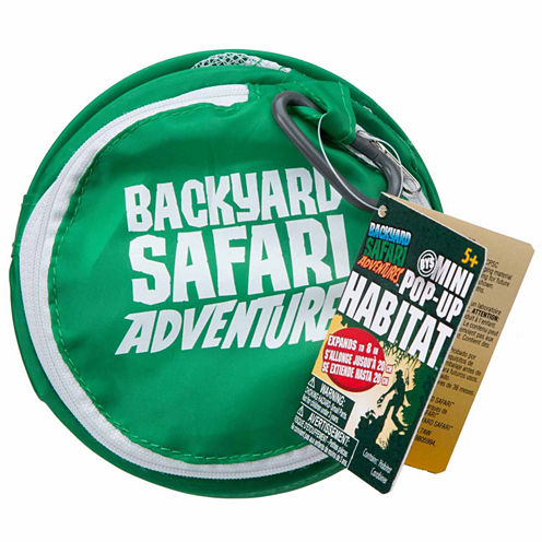 Backyard Safari Mini Pop Up Habitat Dress Up Accessory