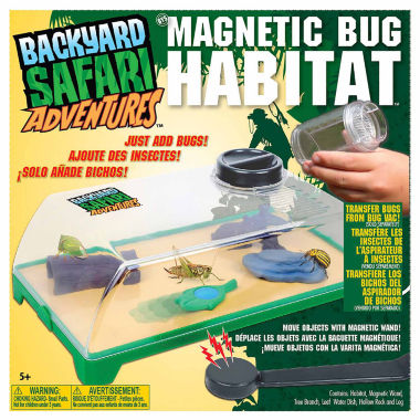 jcpenney.com | Backyard Safari Magnetic Bug Habitat