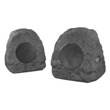 jcpenney.com | Innovative Technology ITSBO-358P5 Rechargeable Bluetooth Outdoor Wireless Rock Speakers pair